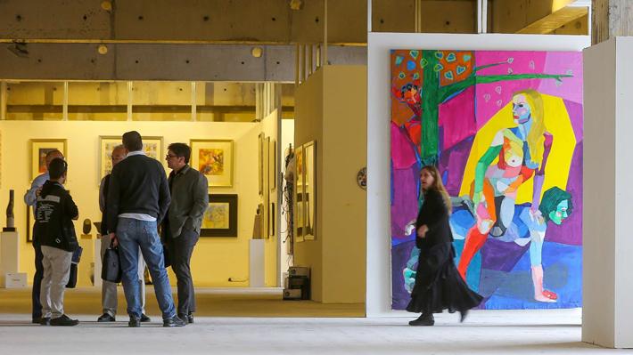 Ch.ACO finaliza hoy y una de sus obras irá a parar al Museo Guggenheim de Nueva York