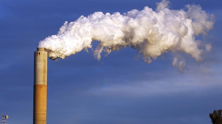 La concentración de CO2 en atmósfera durante 2016 alcanzó un nuevo récord