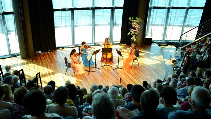 Frutillar es reconocida como Ciudad Creativa de la Música por la Unesco