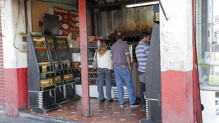 TC rechaza recurso de empresarios de entretenimientos electrónicos sobre uso de máquinas tragamonedas