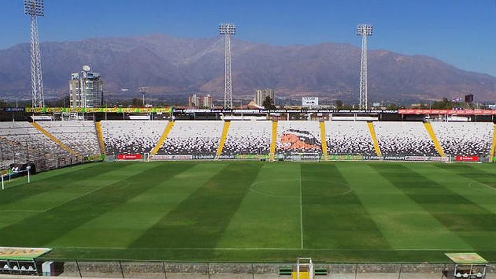 Evacuan El Estadio Monumental Por Aviso De Bomba Previo Al Duelo Entre Colo Colo Y Union Espanola Emol Com