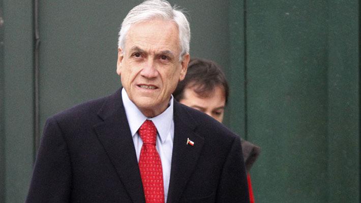 Piñera anuncia ley para que el Presidente pueda conmutar pena de prisión a enfermos terminales por arresto domiciliario