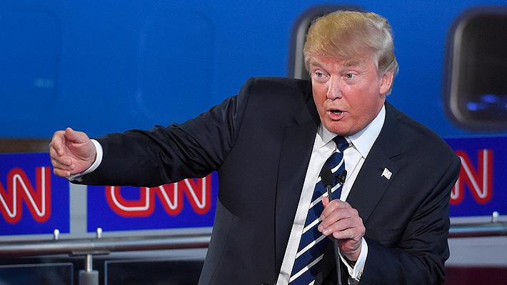 Trump pone una condición para permitir fusión entre Time Warner y  AT&T: vender CNN