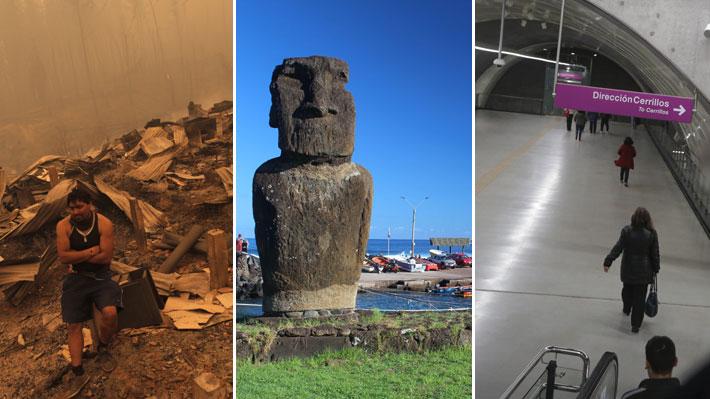 De San Ramón a Isla de Pascua: ¿Cómo les fue a los presidenciales en 12 comunas que hicieron noticia?