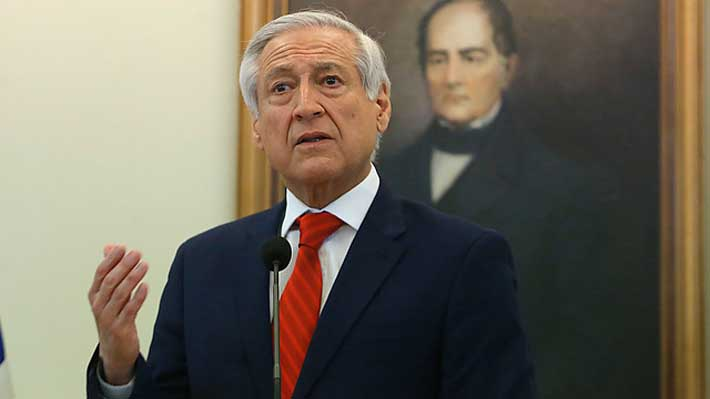 """Chile irá a cumbre del G20 en Argentina y canciller asegura que """"haremos presente nuestros puntos de vista"""""""