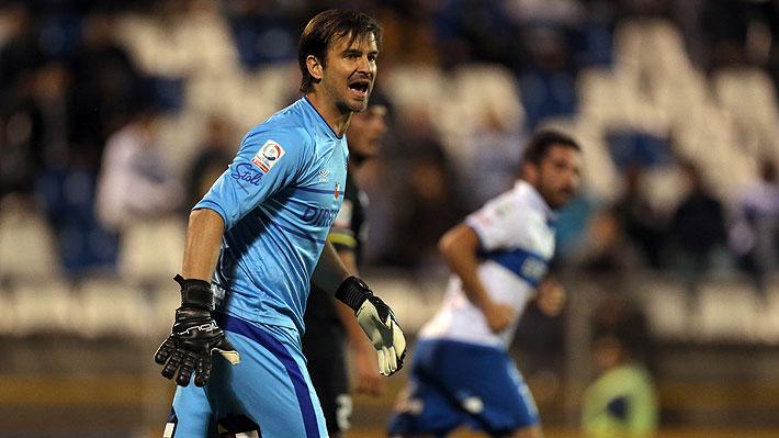 El sentido cántico que los hinchas de la UC le brindaron a Franco Costanzo en su último partido como profesional
