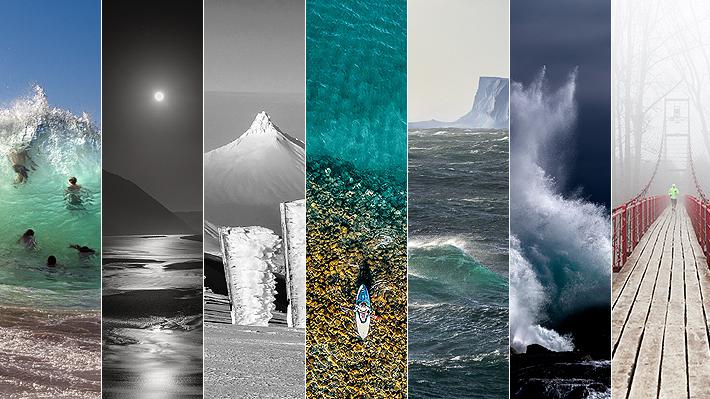 Fotos: Conoce las imágenes ganadoras de concurso que busca crear conciencia sobre el agua en Chile
