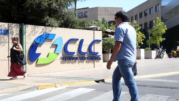 Clínica Las Condes confirma salida de jefe de oncología por denuncia de abuso sexual a paciente