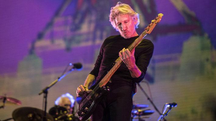 Preventa para concierto de Roger Waters en Chile comenzará este jueves