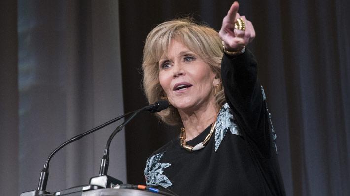 Los 80 años de Jane Fonda, la actriz que llevó el feminismo a Hollywood