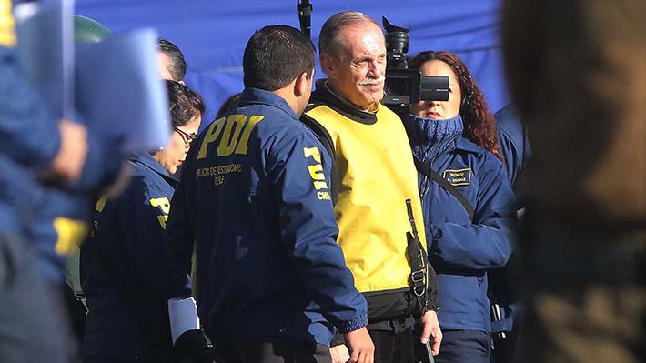 Juez Carroza condena a Krassnoff y otros dos agentes de la DINA por el asesinato de Miguel Enríquez
