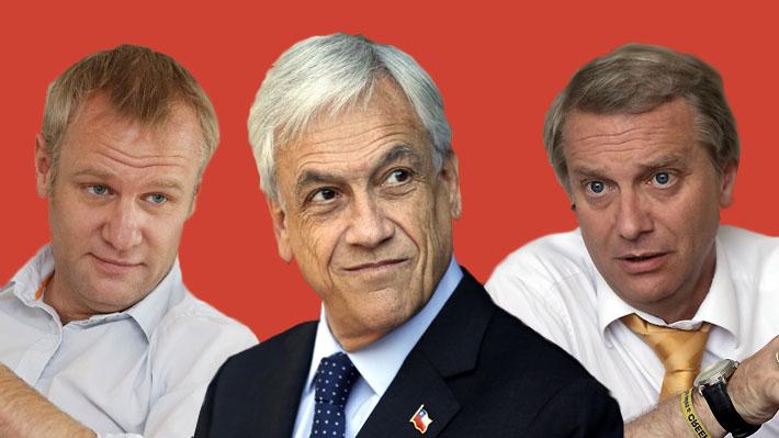 """""""Los Kast"""" a los extremos de la derecha: El escenario político que favorecería a Piñera"""
