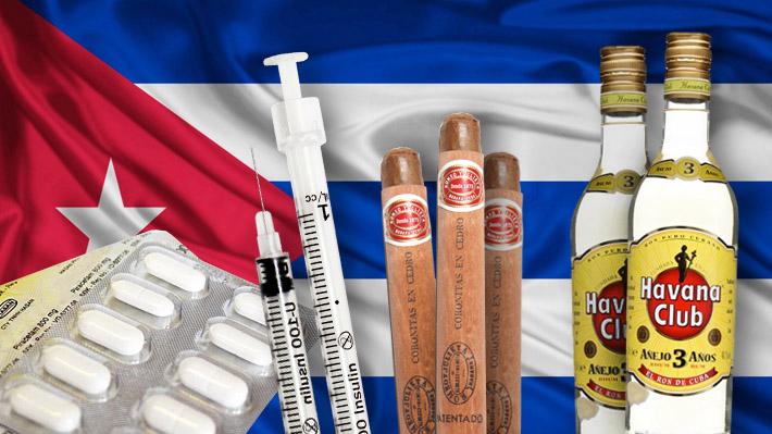 Desde ron hasta vacunas: Los detalles del intercambio comercial entre Chile  y Cuba | Emol.com