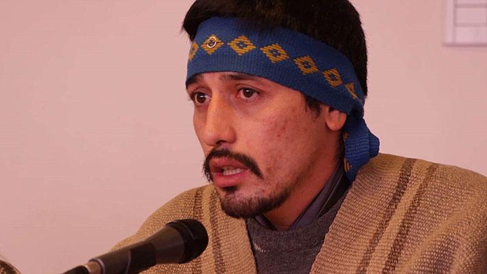 """Líder mapuche trasandino Facundo Jones Huala: """"El gobierno argentino está tomando lo peor de la escuela chilena"""""""