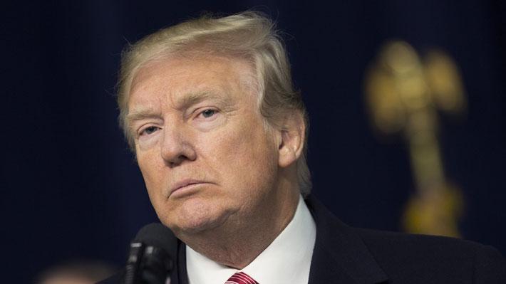 """Trump reitera que libro que lo critica es """"falso"""": """"Está escrito por un autor totalmente desacreditado"""""""