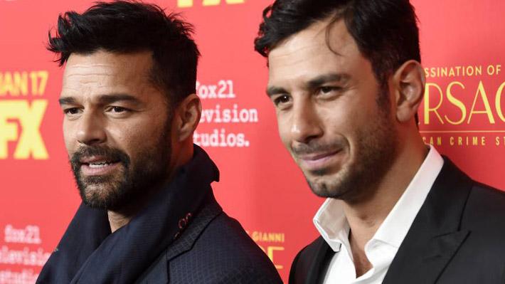 Dejó la soltería: Ricky Martin confirmó que contrajo matrimonio con su novio Jwan Yosef