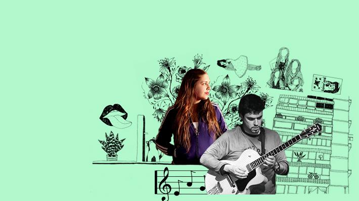Ángel Parra compartirá escenario con su hija Violeta en un espectáculo de música y dibujo en vivo