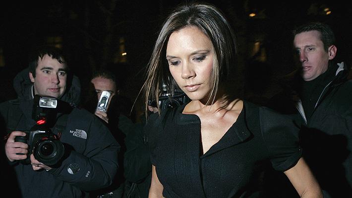 """Victoria Beckham es criticada por el uso de modelos """"delgadas y enfermizas"""""""