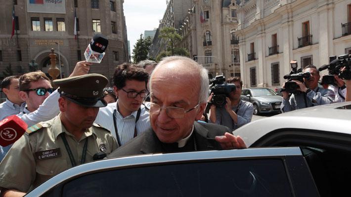 Quién es Ivo Scapolo, el representante del Papa en Chile
