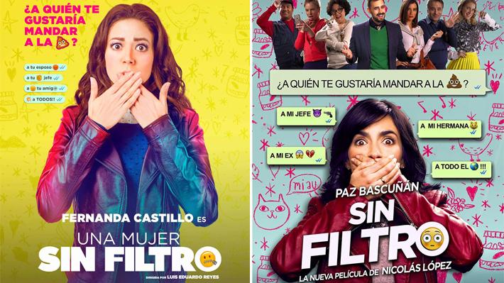 """""""Una mujer sin filtro"""", remake de la cinta de Nicolás López, arrasa en los cines mexicanos"""