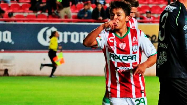 Mira los goles con que Marcelo Allende tuvo su debut soñado en Necaxa