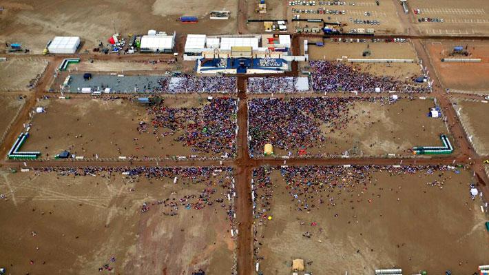 Después del paso del Papa por Chile: ¿A qué se debió el bajo número de asistentes a las actividades y misas?