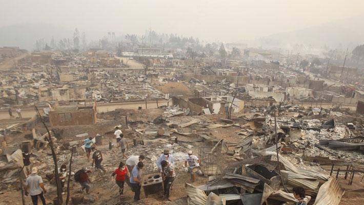 A un año de la destrucción de Santa Olga, el símbolo de la voracidad de los incendios forestales