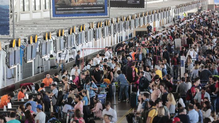 Más aerolíneas y modelo low cost impulsaron el tráfico aéreo: Viajaron 22 millones de personas en 2017