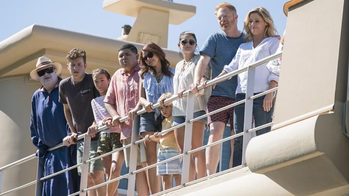 """Novena temporada de """"Modern Family"""" se estrenará el próximo 22 de febrero"""