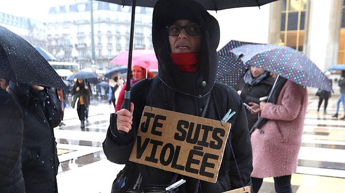 Reveladoras cifras: El 51% de las mujeres francesas declaran sentirse inseguras en el transporte público