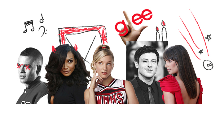 """""""Glee"""" ¿Semillero de talentos o de escándalos?: Las controversias que pesan sobre la exitosa serie musical"""