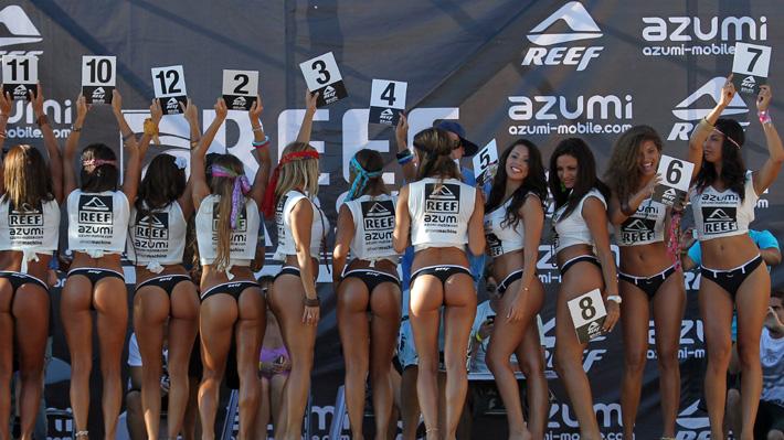 Historia Y Tras El Miss Popular ChileLa Polémicas Concurso Reef E29DIWH