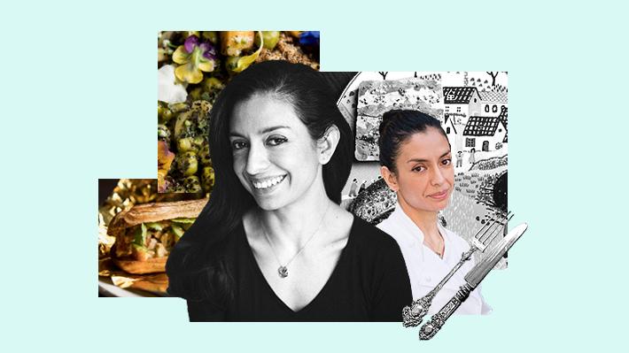 Una mirada a Victoria Blamey, la chilena que podría convertirse en la mejor chef emergente de EE.UU.