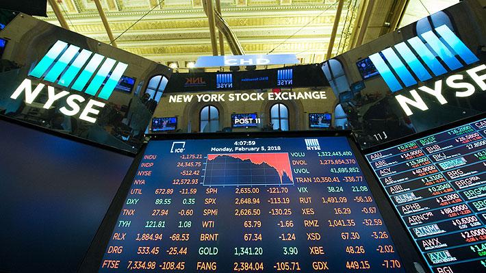 """¿Qué originó el """"lunes negro"""" en Wall Street?: Estas son algunas de las causas"""