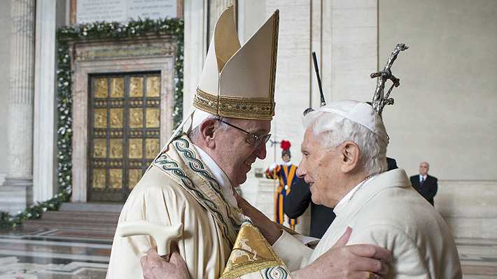 Benedicto XVI envía reveladora carta donde asume que está cerca de la muerte