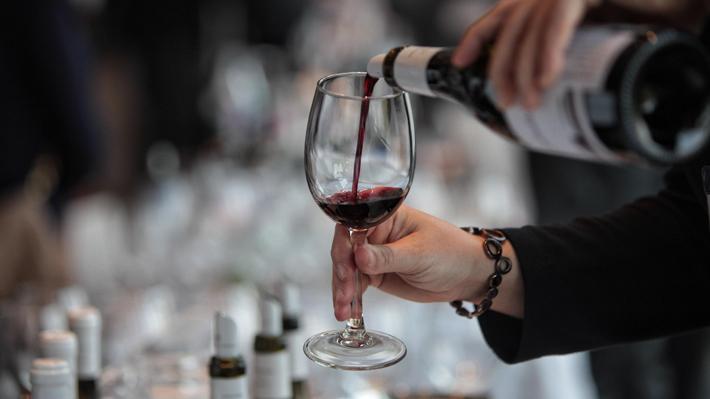 Exportaciones de vino registran una de las mayores alzas de la década