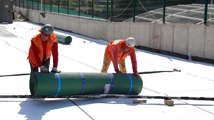 En Ciudad Empresarial comenzarán las obras de la autopista Américo Vespucio Oriente I