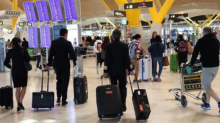 Tasas de embarque internacional: ¿Cuáles son los valores en Chile, Latinoamérica y Europa?