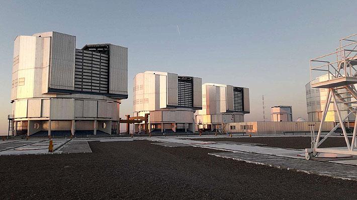 Contaminación lumínica tiene en alerta a observatorios astronómicos de Antofagasta