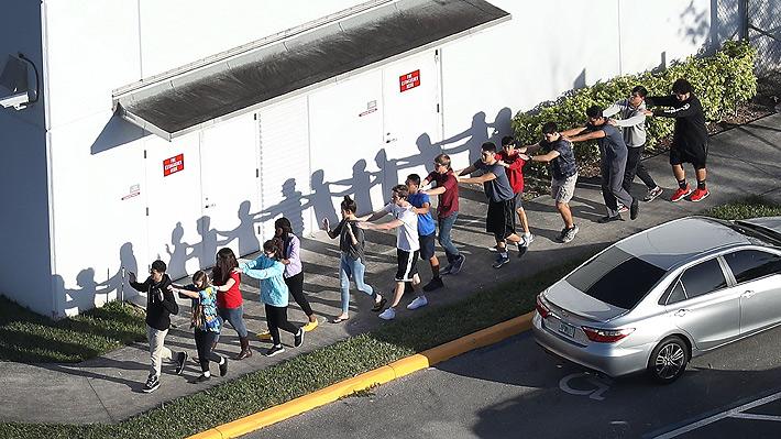 La implacable repetición de tiroteos en escuelas de EE.UU.: Van 291 ataques desde 2013