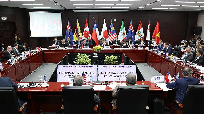 """El """"pequeño gigante"""": El rol que cumplió Chile en salvar el TPP sin Estados Unidos"""