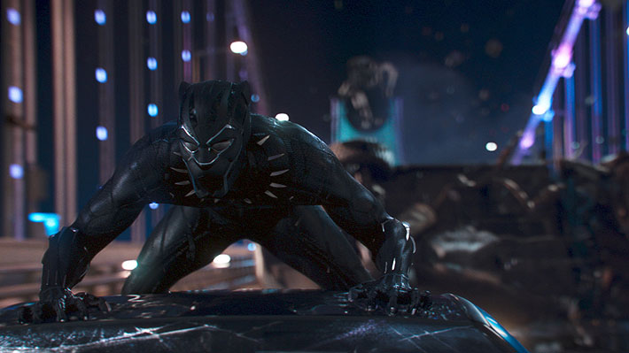 """Pantera Negra"", la nueva película de Marvel que promete ser éxito de taquilla este fin de semana"