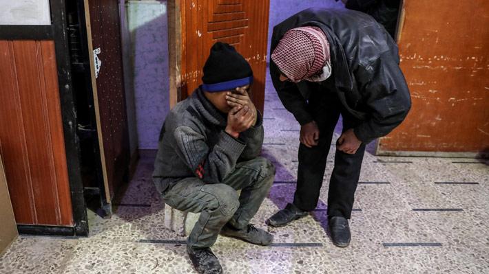 """Se quedaron """"sin palabras"""": Unicef publica comunicado en blanco en rechazo a bombardeos en Guta Oriental"""