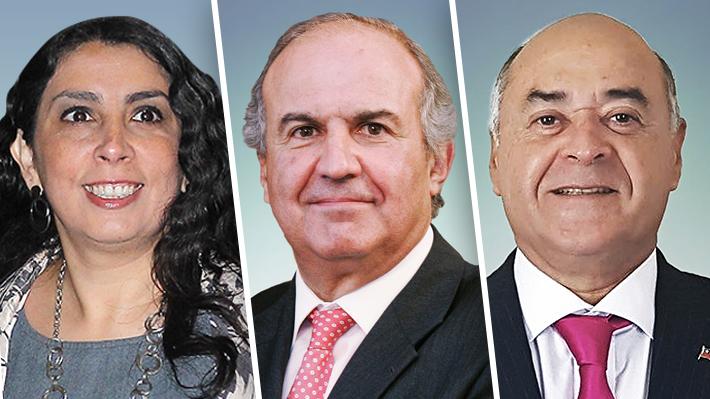 Rubilar, Mayol y Ulloa, el perfil de los intendentes más políticos del gobierno de Piñera