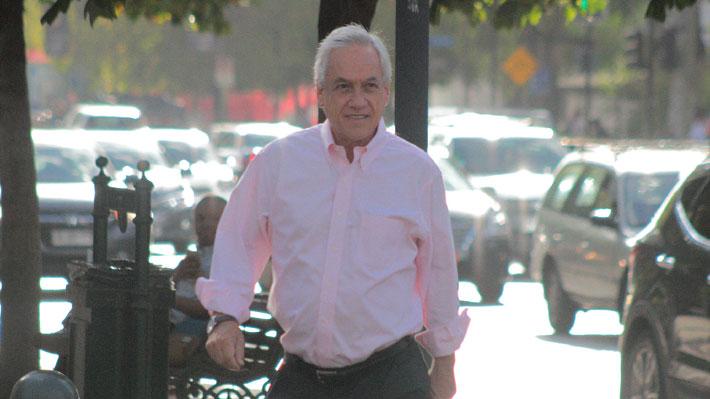 Piñera recuerda tragedia del 27-F y destaca proceso de reconstrucción de su gobierno