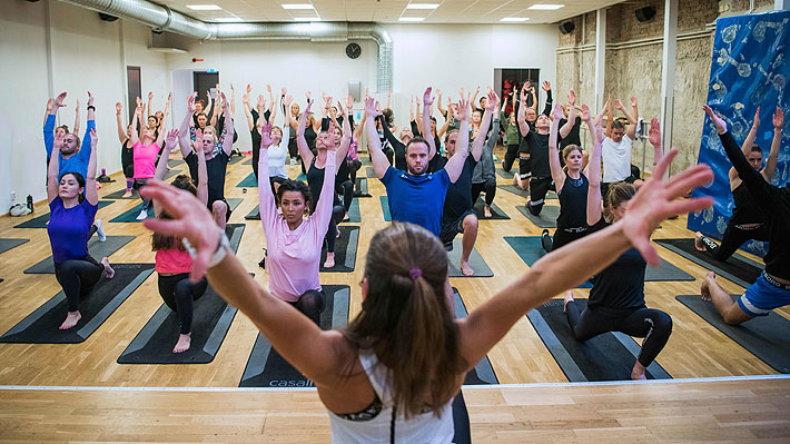¿Trabajarías en ellas? Empresas suecas incluyen la actividad física como una obligación laboral
