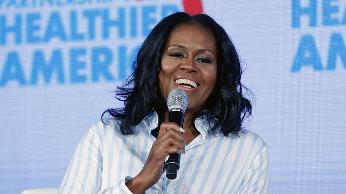 """Michelle Obama sobre publicación de sus memorias: """"Ha sido una experiencia personal"""""""