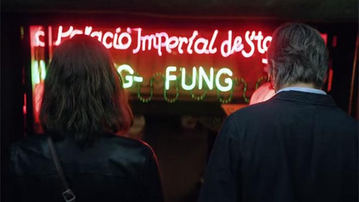 """Lung Fung, el restaurante oriental que gana popularidad tras aparecer en """"Una Mujer Fantástica"""""""