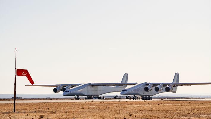 Cada día más cerca del despegue: Avión gigante realiza pruebas de velocidad en tierra