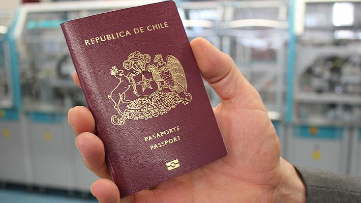 Ranking de los pasaportes más poderosos del mundo: El chileno ocupa el lugar 16